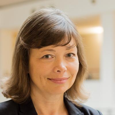 SRED Consultant Eugenia Vovk